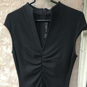 St. John Midi knit Dress Sz 6